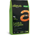 Сухой корм Alleva Natural Lamb & Pumpkin Mini