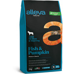 Сухой корм Alleva Natural Fish & Pumpkin Medium/Maxi