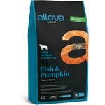 Сухой корм Alleva Natural Fish & Pumpkin Medium/Maxi