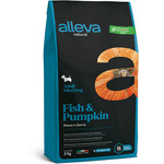 Сухой корм Alleva Natural Fish & Pumpkin Mini