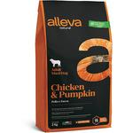 Сухой корм Alleva Natural Chicken & Pumpkin Maxi