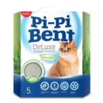 Наполнитель Pi-Pi Bent Deluxe Fresh grass