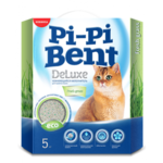 Наполнитель Pi-Pi Bent Deluxe Fresh grass