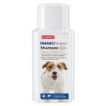 Шампунь Beaphar IMMO Shield Shampoo от паразитов для собак