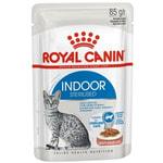 Влажный корм Royal Canin INDOOR STERILISED (В СОУСЕ)