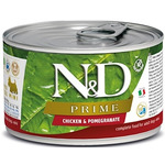 Влажный корм Farmina N&D Dog GF Mini Chicken & Pomegranate