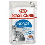 Влажный корм Royal Canin INDOOR STERILISED (В ЖЕЛЕ)