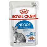 Влажный корм Royal Canin INDOOR STERILISED (В ЖЕЛЕ)