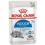 Влажный корм Royal Canin INDOOR STERILISED 7+ (В ЖЕЛЕ)