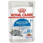 Влажный корм Royal Canin INDOOR STERILISED 7+ (В ЖЕЛЕ)