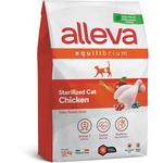 Сухой корм Alleva Equilibrium Sterilized Chicken