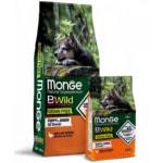 Сухой корм Monge Dog BWild GRAIN FREE Puppy & Junior Anatra (утка и картофель)