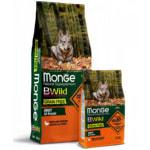 Сухой корм Monge Dog BWild GRAIN FREE All Breeds Adult Anatra (утка и картофель)