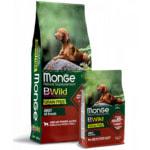 Сухой корм Monge Dog BWild GRAIN FREE All Breeds Adult Agnello (ягненок и картофель)