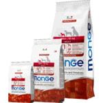 Сухой корм Monge Dog Monoprotein Mini Adult Lamb (ягненок, рис и картофель)