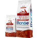 Сухой корм Monge Dog Monoprotein Lamb (ягненок, рис и картофель)