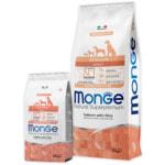 Сухой корм Monge Dog Monoprotein Salmone (лосось и рис)