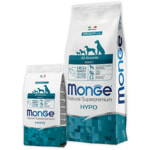 Сухой корм Monge Dog Speciality Hypo (лосось и тунец)
