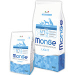 Сухой корм Monge Dog Speciality Light (лосось и рис)