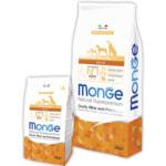 Сухой корм Monge Dog Monoprotein Duck (утка, рис и картофель)
