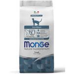 Сухой корм Monge Cat Monoprotein Sterilised Trout (форель)