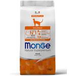 Сухой корм Monge Cat Monoprotein Sterilised Duck (утка)
