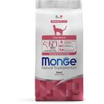 Сухой корм Monge Cat Monoprotein Sterilised Beef (говядина)