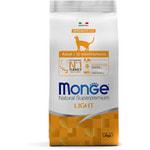 Сухой корм Monge Cat Speciality Light (индейка)