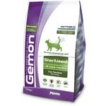 Сухой корм Gemon Cat Sterilised (индейка)