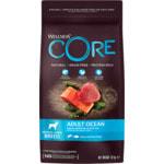 Сухой корм Wellness Core Dog Adult (лосось и тунец)