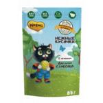 Влажный корм Мнямс Нежные кусочки «Фермерская ярмарка» для котят (ягненок)