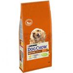 Сухой корм Purina Dog Chow для собак старше 5 лет, курица
