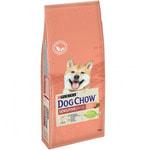 Purina Dog Chow с чувствительным пищеварением, лосось