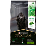 Сухой корм Pro Plan для щенков средних и крупных пород, ягнёнок