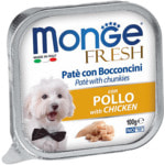 Влажный корм MONGE DOG FRESH с курицей