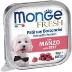 Влажный корм MONGE DOG FRESH с говядиной