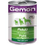 Влажный корм GEMON DOG паштет ягненок