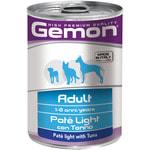 Влажный корм GEMON DOG паштет с тунцом