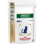 Влажный корм Obesity Management cat пауч