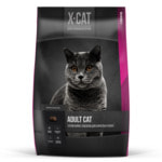 Сухой корм X-CAT Adult Cat (лосось)