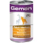 Влажный корм GEMON DOG MEDIUM с курицей и индейкой