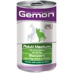 Влажный корм GEMON DOG MEDIUM с ягненком и рисом