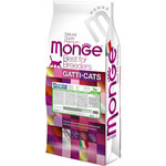 Сухой корм MONGE CAT PFB SPECIALITY LINE MONOPROTEIN с кроликом
