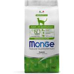 Влажный корм MONGE CAT SPECIALITY LINE MONOPROTEIN ADULT из кролика