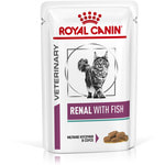 Влажный корм Royal canin RENAL C ТУНЦОМ пауч