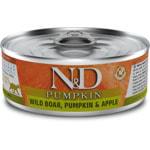 Влажный корм Farmina N&D Pumpkin кабан с яблоком