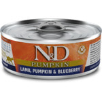 Влажный корм Farmina N&D Pumpkin ягненок с черникой