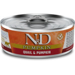 Влажный корм Farmina N&D Pumpkin перепел