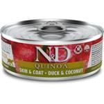 Влажный корм Farmina N&D Quinoa утка с кокосом