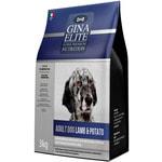 Gina Elite Dog Lamb & Potato (Италия)